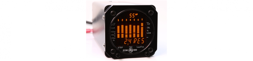 Electronic Distance Measure Display