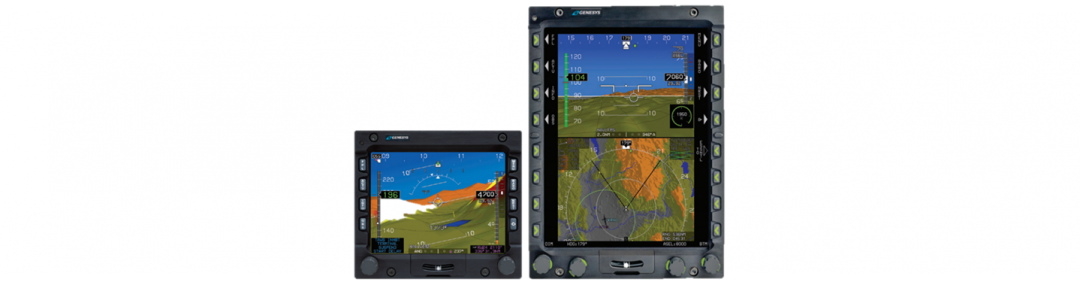 Integrated Electronic Flight Instrument System