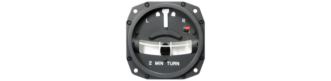 Turn and Bank Gauge