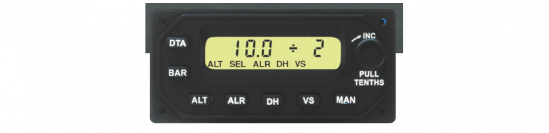 Panel-Mounted Programmer/Annunciation with LCD Display