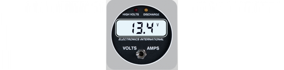 Volts and Amps Indicator