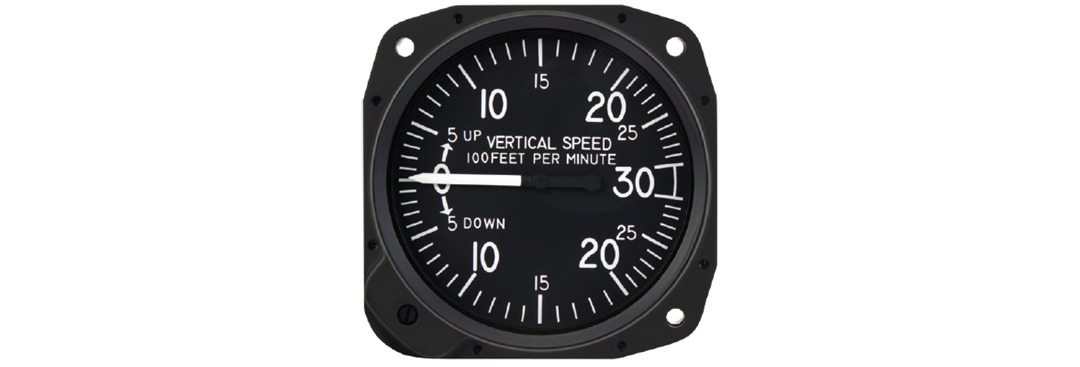 Instantaneous Vertical Speed Indicator