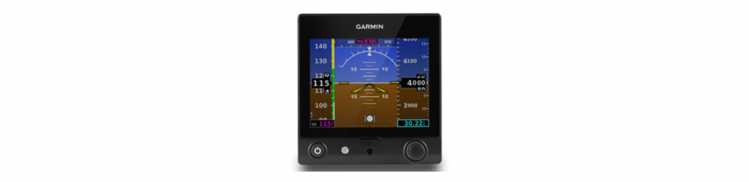 Advanced Attitude Display for Certificated Aircraft