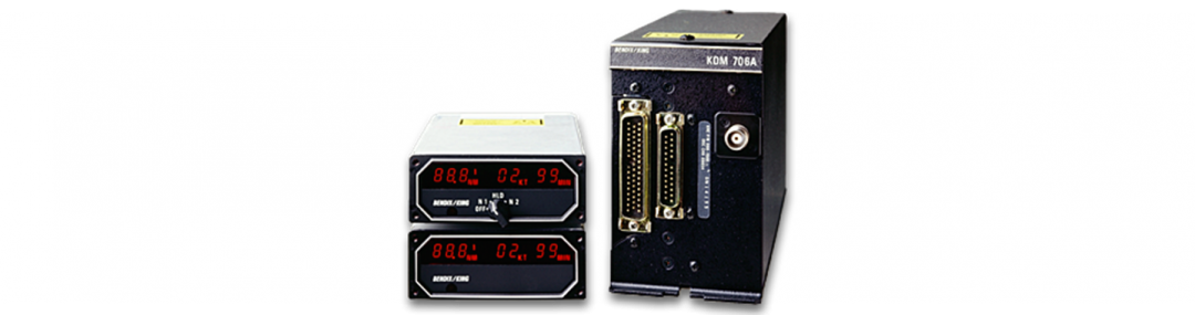 Solid-State Distance Measuring Equipment