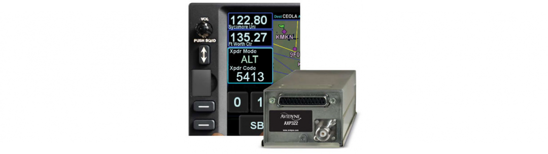 Remote-Mount Mode S Transponder with ADS-B Out