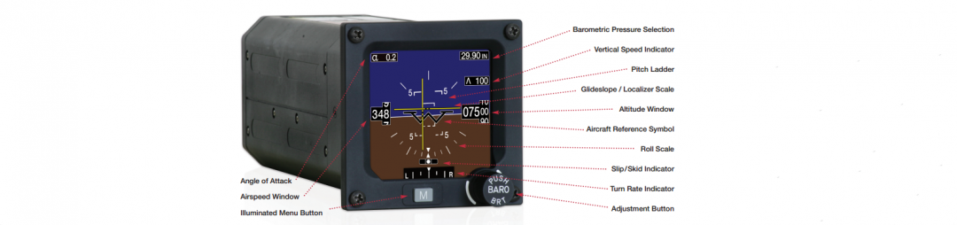 Electronic Standby Instrument System