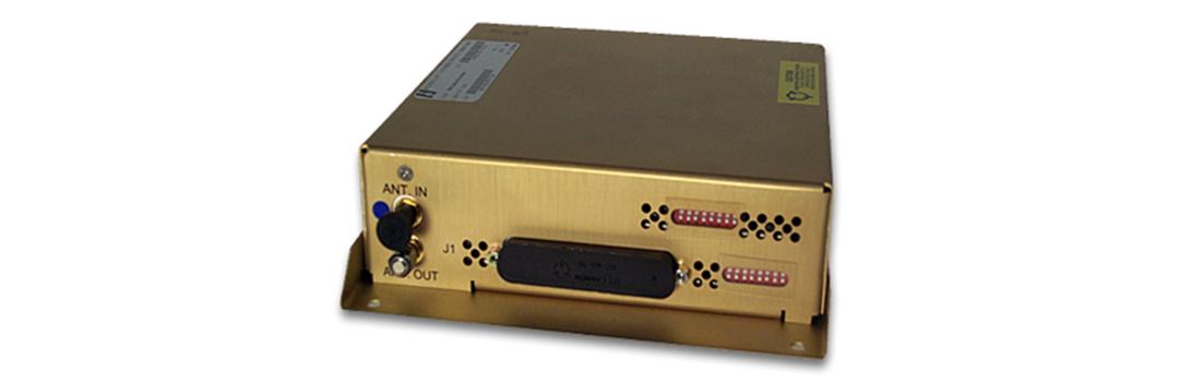 Data Link Weather Receiver