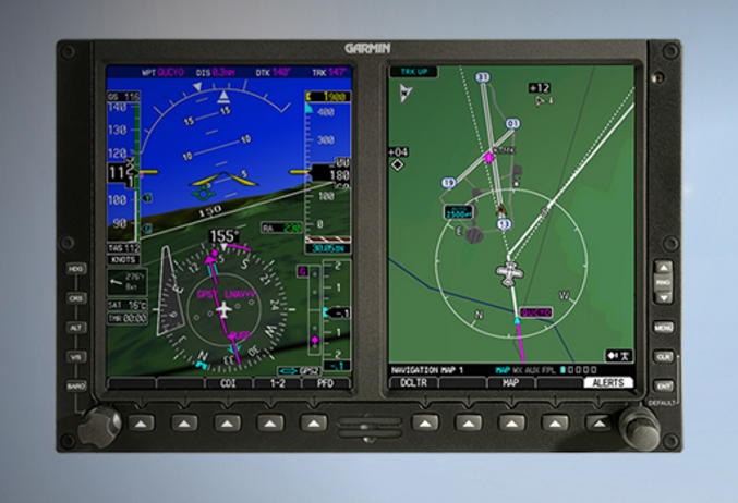 Garmin all in one solution to ADS-B