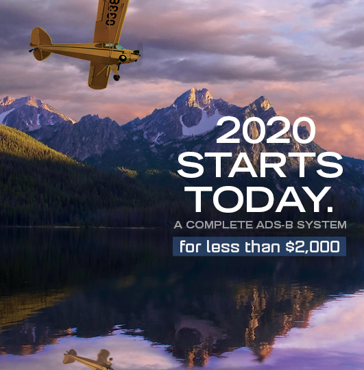 FreeFlight ADS-B System for Less Than $2000