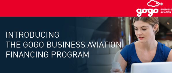 Financing available for GOGO