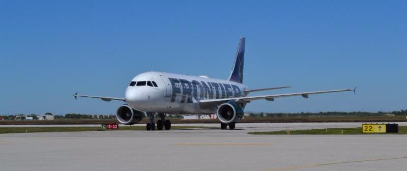 Punta Gorda Airport welcomes new, nonstop service  from Frontier Airlines starting this fall