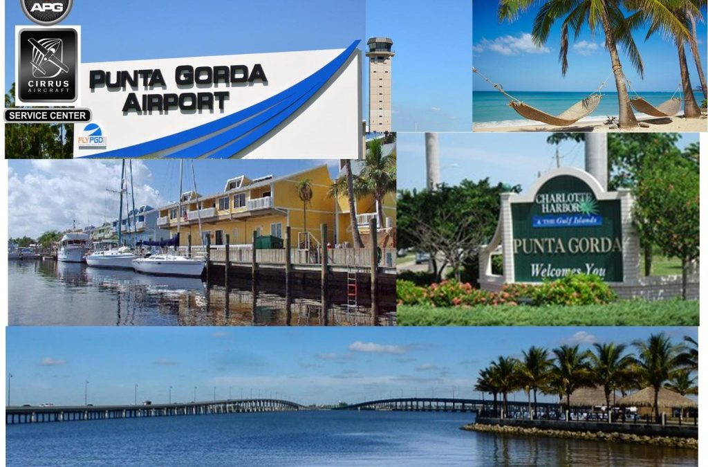 Punta Gorda is one of 10 Cities In Florida That Have The Best Weather In The Entire State