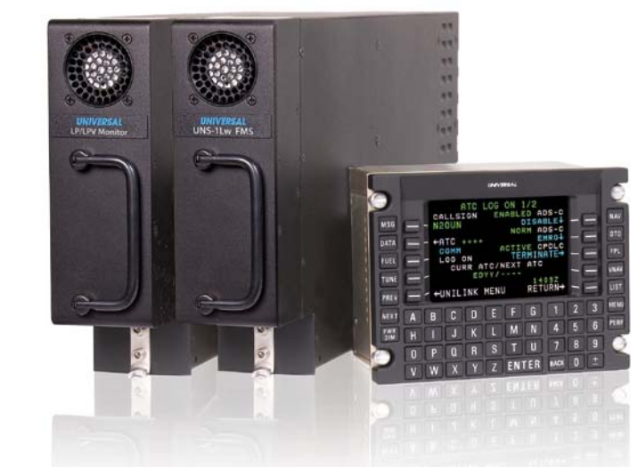 Universal Avionic's SBAS-FMS is helping pilots keep up with NexGen technology