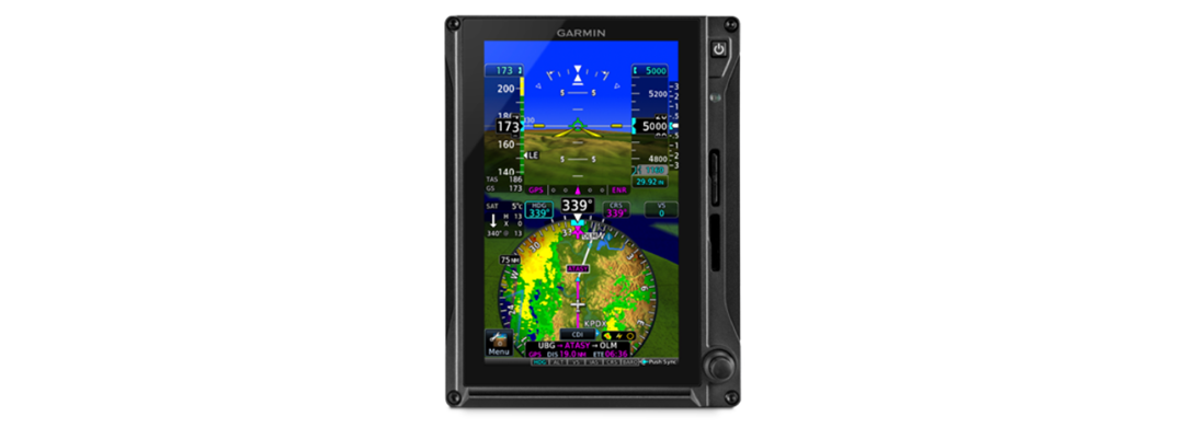Touchscreen Flight Display For GA