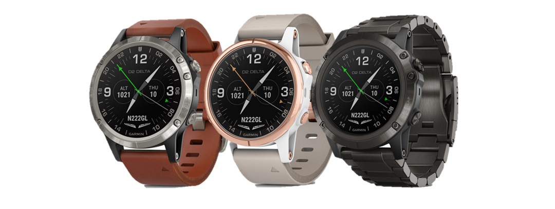 D2™Delta Aviator Watch Series