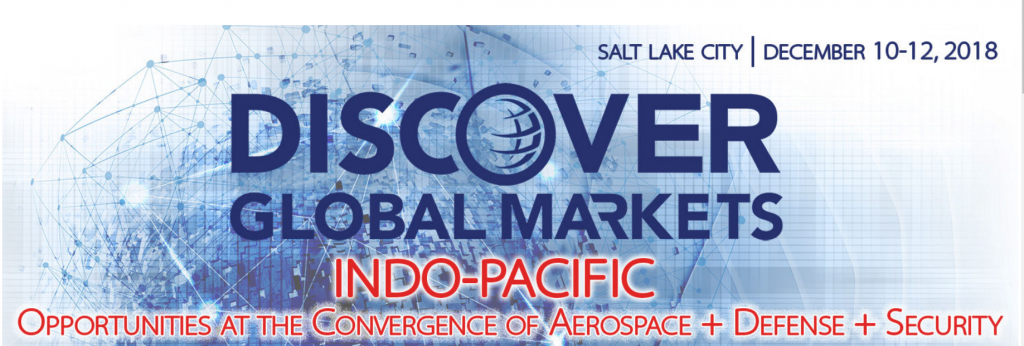Discover Global Markets: Indo-Pacific @ SALT LAKE CITY INTL Airport