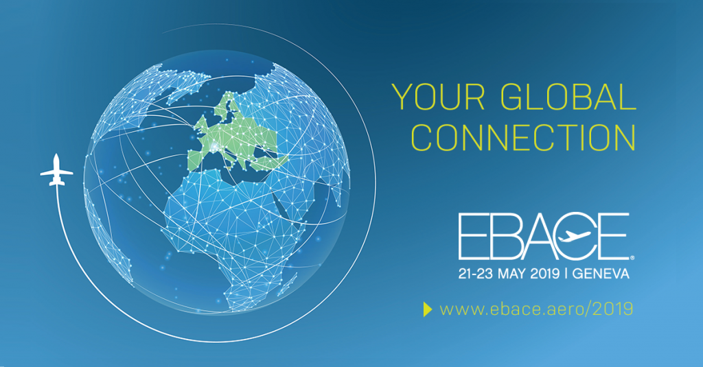 EUROPEAN BUSINESS AVIATION CONVENTION & EXHIBITION @ Palexpo Convention Center